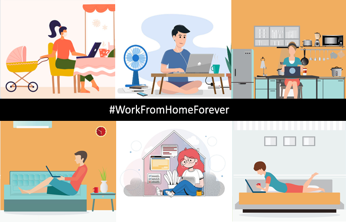Work From Home Forever
